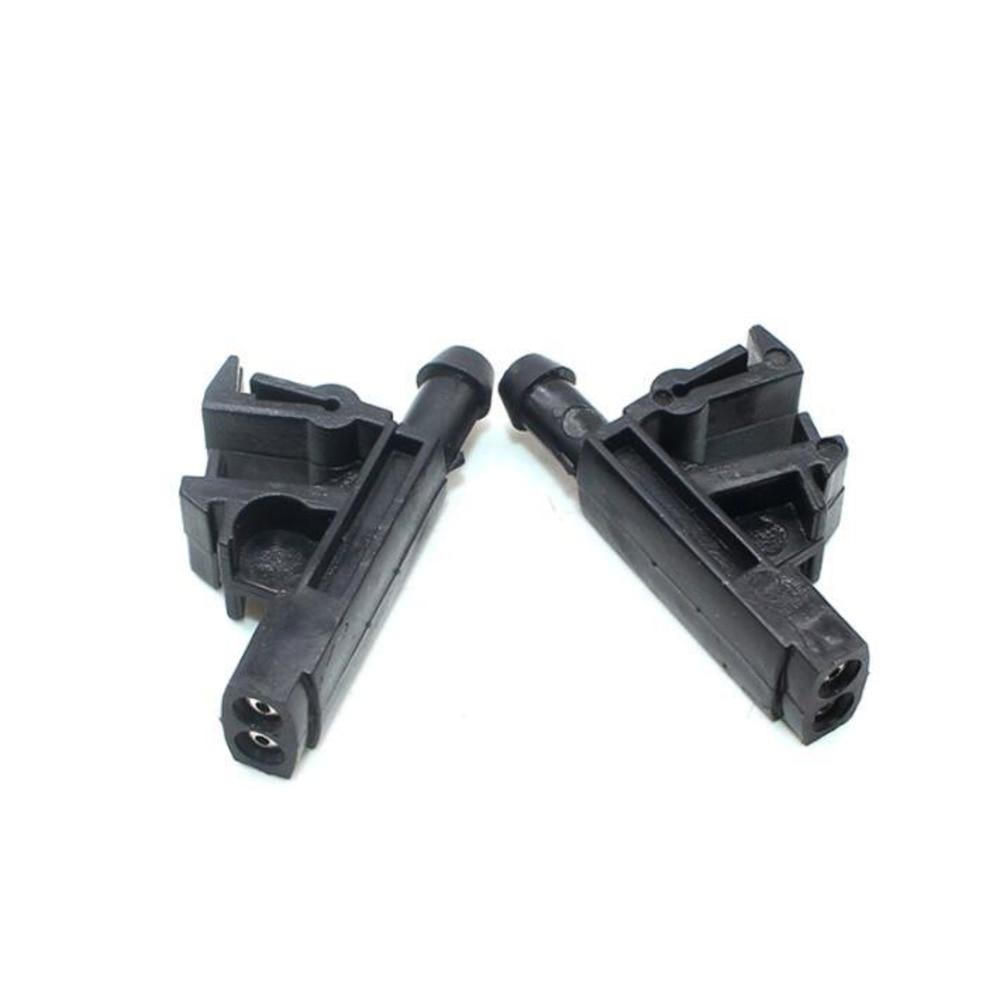 Pair For Citroen Xantia Zx Berlingo Windscreen Washer Jets Water Nozzles