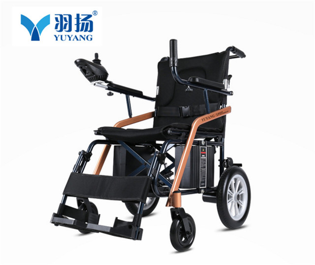 US $658 0 |Aliexpress com : Buy Super lightweight folding electric  wheelchair for disabled and elderly from Reliable Braces & Supports  suppliers on