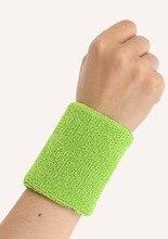 10cm  length wrist sweatband towel with cotton basketball general fitness guard Bracers