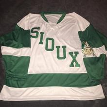 1959 RETRO North Dakota Fighting Sioux Hockey Jersey Embroidery Stitched  Customize any number and name Jerseys a69d41b72