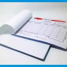 A5 210*148 мм трехфактурные накладные формы книжка счетов-фактур дубликат квитанция печать книг