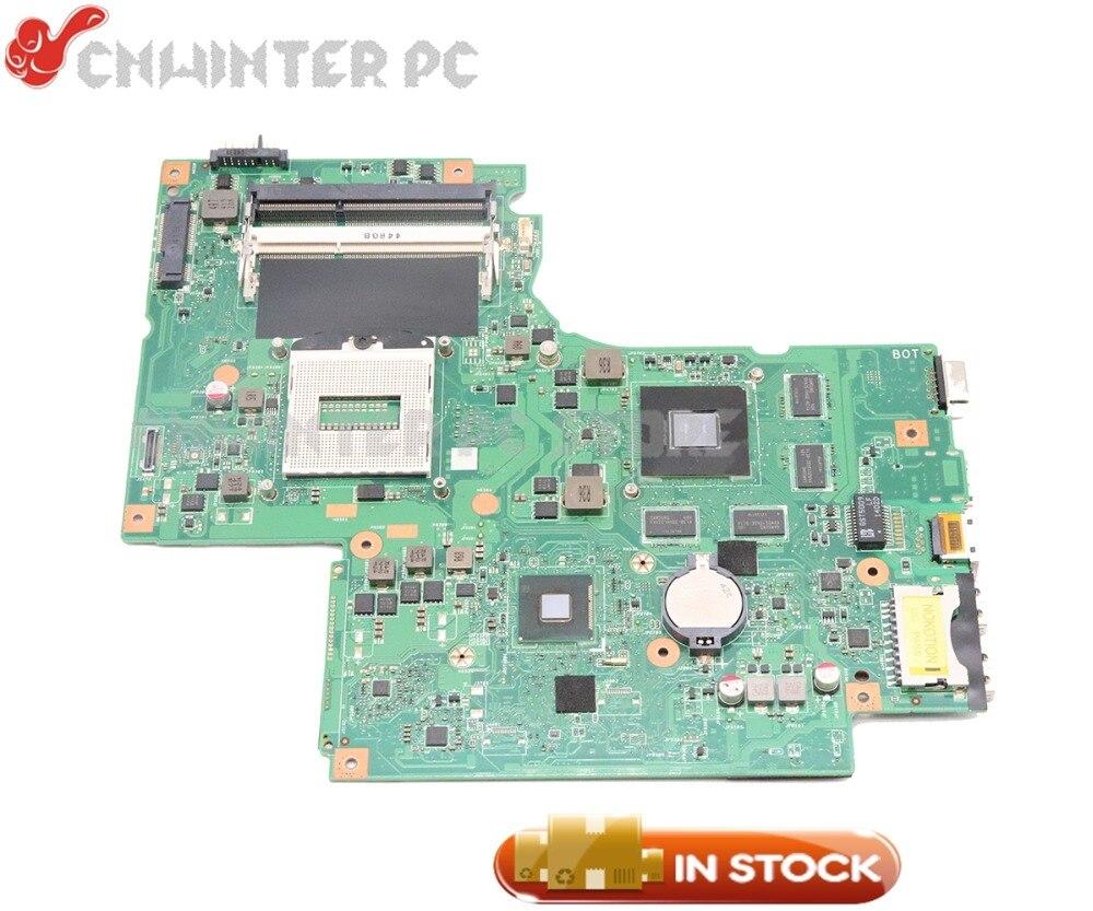 NOKOTION pour Lenovo ideapad Z710 carte mère d'ordinateur portable 17.3 pouces GT745M 2 GB GPU DDR3 11S90004565 DUMBO2 carte principale