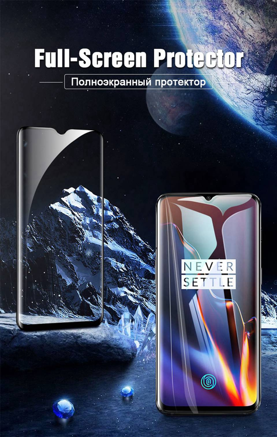 6D Glass for OPPO F7 R15 R17 F9 Pro Screen Protector Full Cover Tempered Glass for OPPO Realme 2 Pro U1 C1 A5 A3s A7 A71 A83 K1 (3)