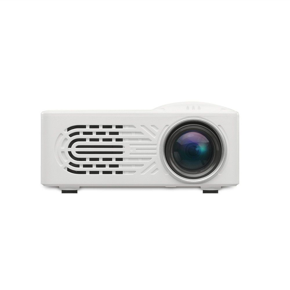 Hiperdeal Home Cinema Theater Multimedia Led Lcd Projector: HIPERDEAL Electronics Gadget Mini Projector 7000 Lumens 3D
