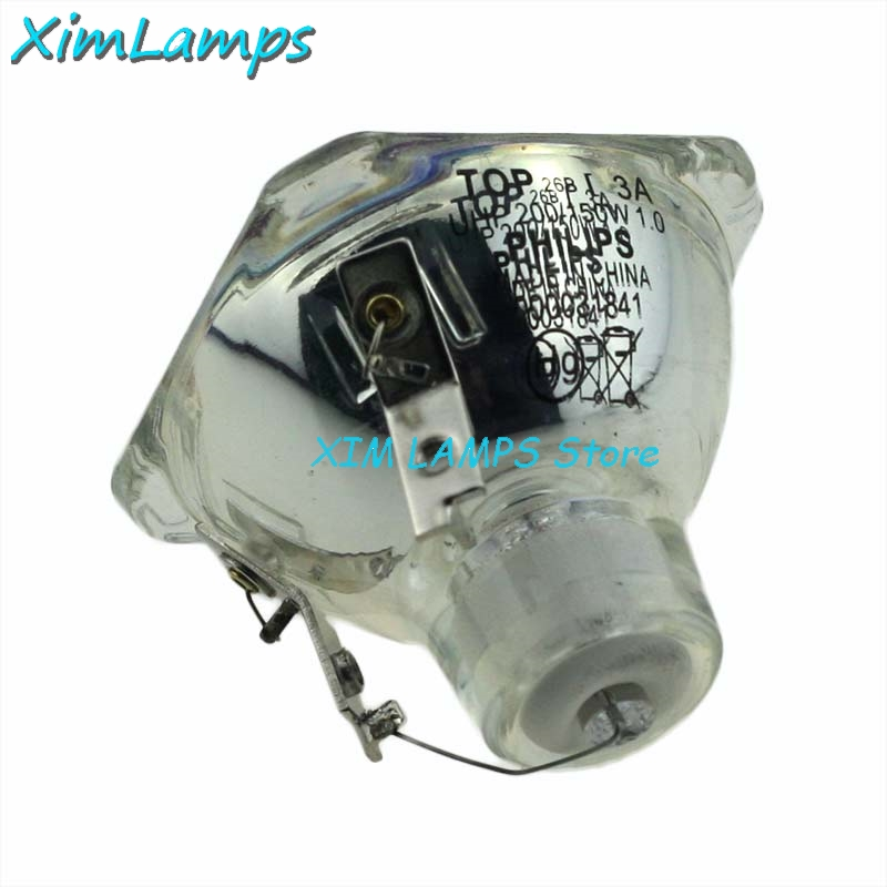 Original Bulbs 5J.J2C01.001 Projector Bare Lamp for BENQ MP611 MP611C MP620C MP721 MP721C MP725X MP726 cs 5jj1b 1b1 original original lamp with housing for benq mp611 mp611c mp620c mp721 mp721c mp725x mp726 mp610 mp610 b5a