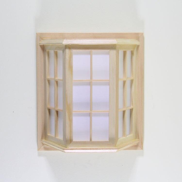 Japanischen Stil Kiefer Kampfer Holz PVC Handwerk Holz Fensterrahmen ...