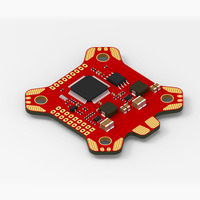 Foxeer F405 F4 AIO Flight Controller 3 6S with Betaflight OSD/5C 2A BEC for FPV Drone Freestyle Quadcopter kit