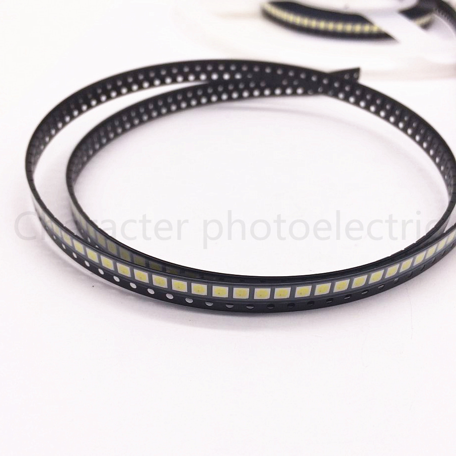 50pcs Lextar LED Backlight High Power LED 1.8W 3030 3V/6V Cool white 150-187LM PT30W45 V1 TV Application 3030 smd led diode