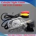 À prova d' água câmera de visão traseira Do Carro & reversa câmera hd ccd câmera especial para JAC Ruifeng