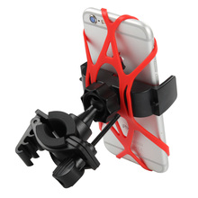Universal Bicycle/Motorcycle Phone Holder with Secure Grip