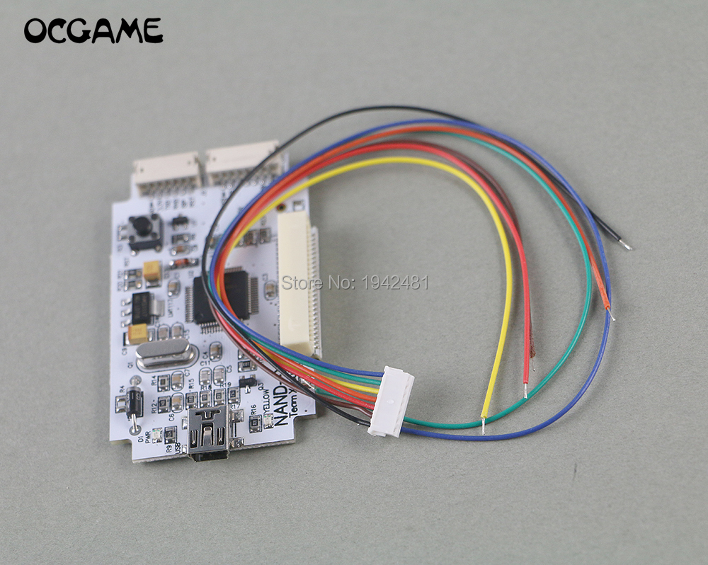 NAND-X CABLE FOR XBOX360 No Crystal Shell OCGAME
