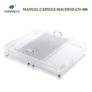 Image 1 - CN 800 000 # 4 # manuel kapsül dolgu kapsül dolum makinesi kapsülleme 800 delikli