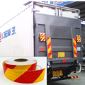 5cmx3m  Safety Warning Conspicuity Reflective Tape for Car-Styling Reflective Vehicle Sticker with Fashion Effect