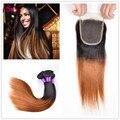 Beauty Short Human Hair Weave With Closure Colored Hair Bundles With Closure Peruvian Hair With Closure Yolissa Hair Modern Girl