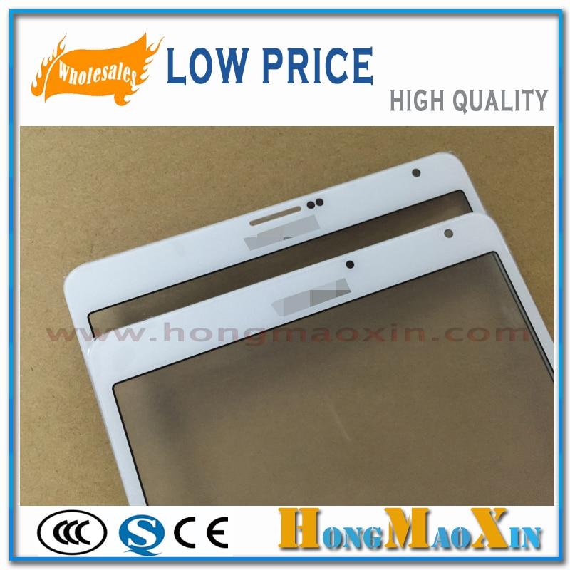 8.4 pulgadas NUEVA LCD de Repuesto Frontal Exterior de la Lente de Cristal Para Samsung Tab S T700 T705 C Tablet PC Táctil de Cristal digitalizador