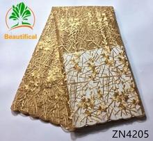 BEAUTIFICAL Nigerian lace net fabric