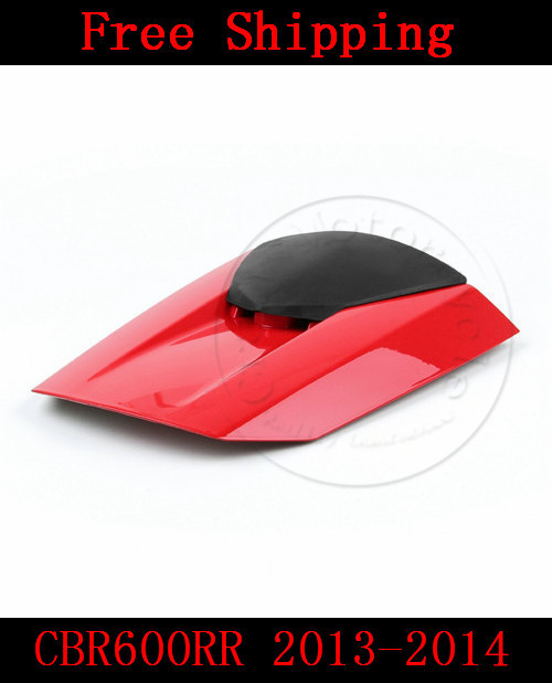 For Honda CBR600RR 2013-2014 motorbike seat cover CBR 600 RR Motorcycle Red fairing rear sear cowl cover for honda cbr600rr 2007 2008 2009 2010 2011 2012 motorbike seat cover cbr 600 rr motorcycle red fairing rear sear cowl cover