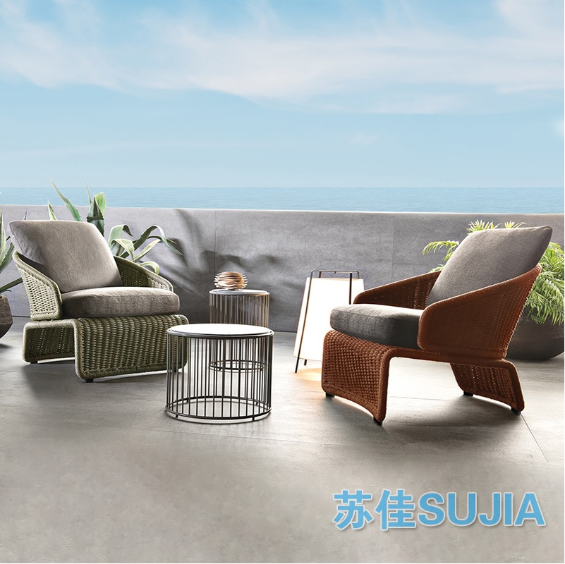 Cool Outdoor Deep Seating Lounge Chair Set Ottoman Tea Tables Pdpeps Interior Chair Design Pdpepsorg