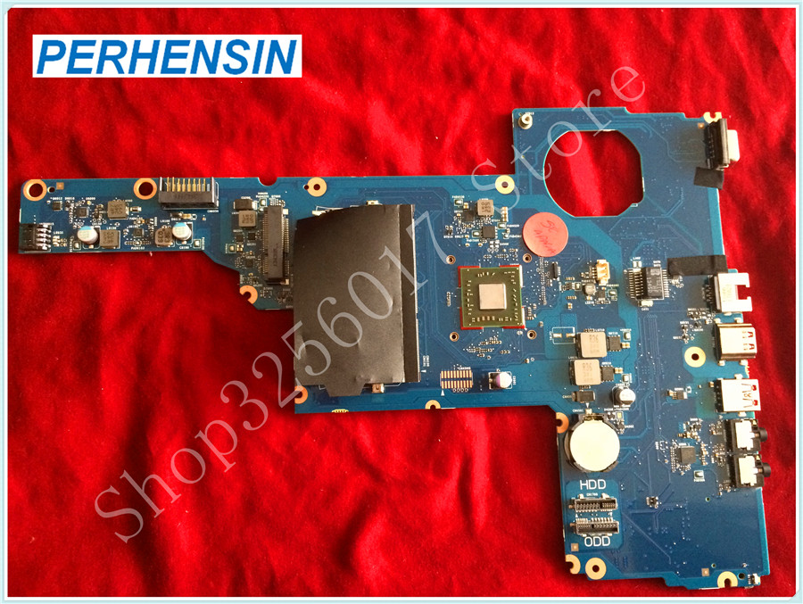 For HP For 2000-2D laptop MOTHERBOARD A6-5200 730573-501 6050A2562701-MB-A02 DDR3 integrated 100% tested good nokotion 746017 001 746017 501 for hp probook 645 655 g1 laptop motherboard ddr3 6050a2567101 mb a02