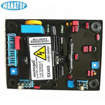 Nova SX460 Moudle Controle AVR Regulador Automático de Tensão para o Gerador