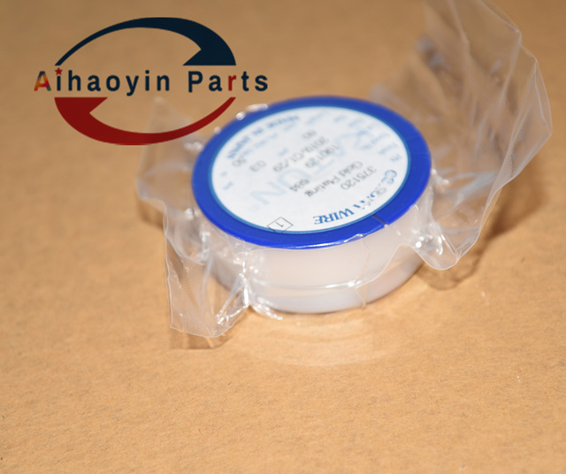 1pcs FY3 0040 000 For Katun Gold Plating Corona Wire 50m, 0.06um for Konica Minolta Copiers All