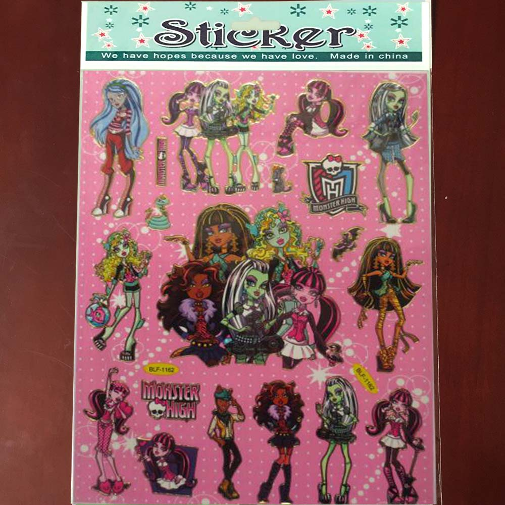 Monster High Wall Decor popular monster high wall stickers-buy cheap monster high wall