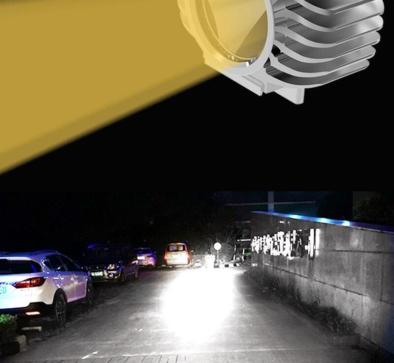 motorcycle headlight spot light (2)