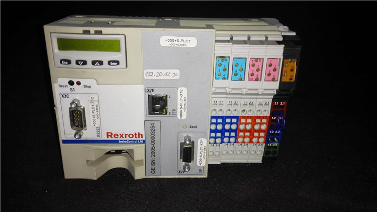 f607ec75e6ec8 Used In Good Condition CML40.1-NP-220-NA-NNNN-NW With Free Shipping DHL