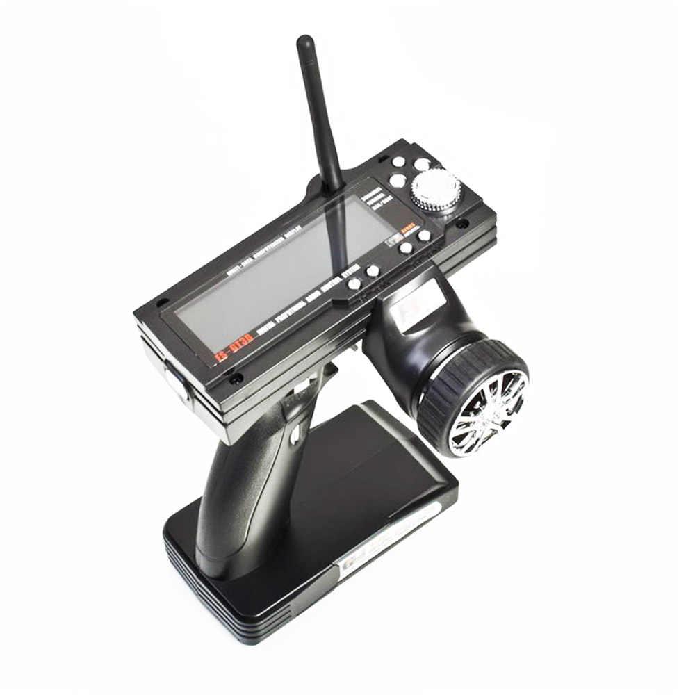 Flysky FS-GT3B 2.4G 3CH Radio modèle télécommande LCD émetteur et récepteur pour bateau de voiture RC