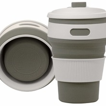 Portable and Collapsible Travel Mug BPA Free