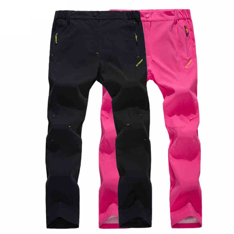 2018 New Summer Women Trekking Pants Female Outdoor Quick Dry Trousers Breathable UV Hiking Camping Climbing Clothing RW093 стоимость