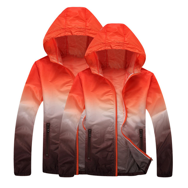 Hooded Jackets for Jogging and Outdoor Sports
