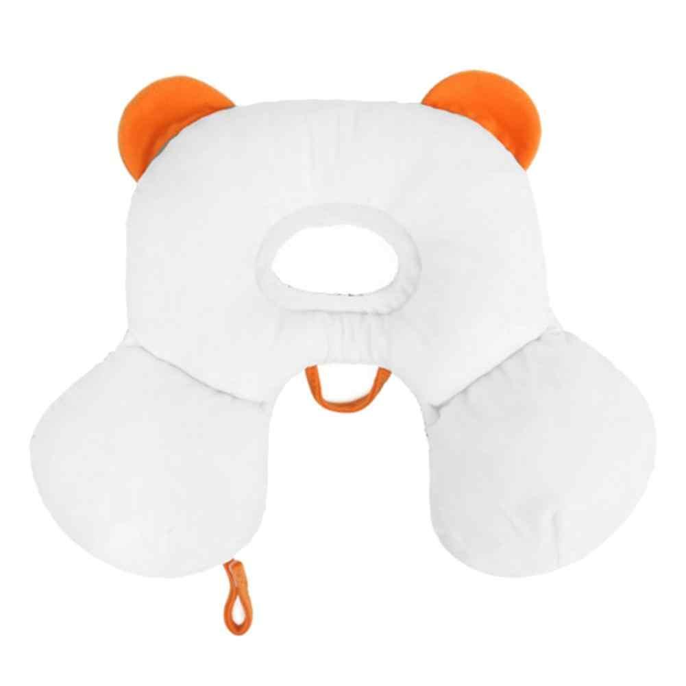 Мягкая Автомобильная подушка для детского сиденья макет головы, поддержка дивана, зимняя теплая прогулочная коляска, коврик, детское кресло-каталка для новорожденных