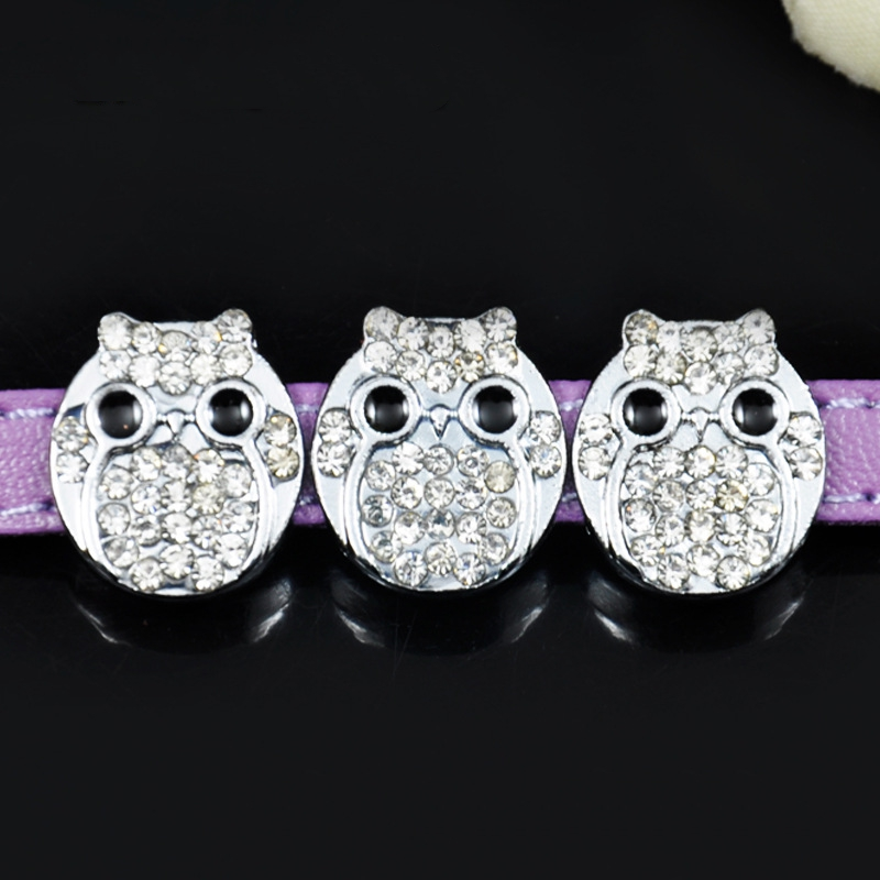 Buy rhinestone owl charm and get free shipping on AliExpress.com 69d2e1d2a956