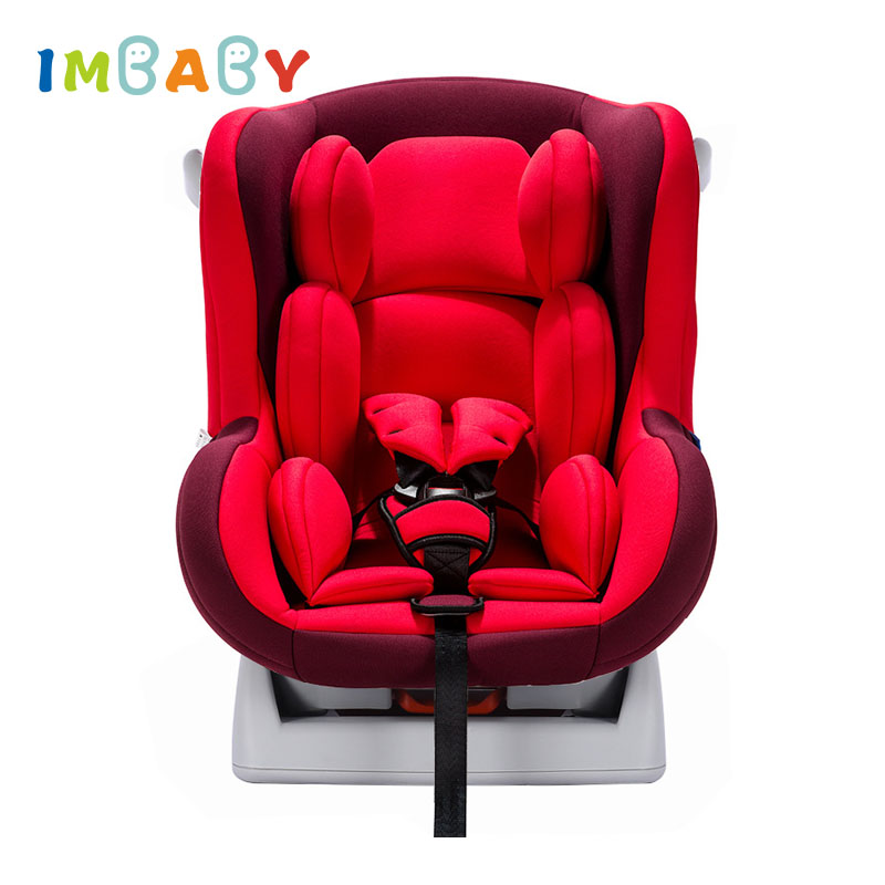 Child Car Safety Seat 0~12Y Baby Car Boost Seat Safety Chair Universal Sit and Lie Isofix Five-point Harness for Kids Car Safety