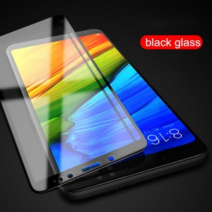 Image 3 - Full cover Tempered Glass For XIAOMI Redmi note 5 PRO note5 prime global 5.99 inch  Screen protective smartphone on toughened