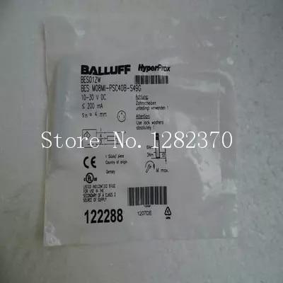 цена на New original authentic BALLUFF sensor switch BES M08MI-PSC40B-S49G spot --2PCS/LOT