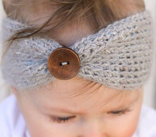 Նորածնի տուրբանի ականջի ձմեռային տաք - Հագուստի պարագաներ - Լուսանկար 2