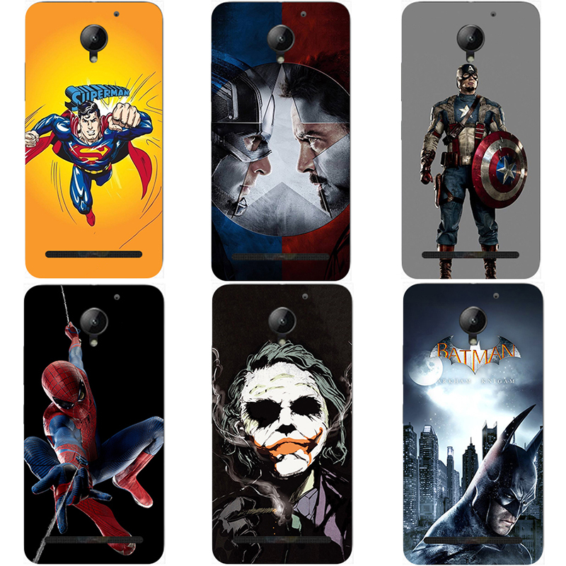 2018 World Cup Football Soft TPU Phone Case for Lenovo Vibe C2 / C2 Power K10A40 Print Super Hero Silicon Cover Capa image