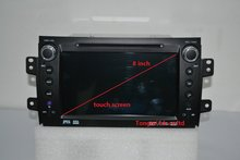 7″ 2din Android 4.4.4 for Suzuki sx4 2006 car dvd,gps navigation 3G,Wifi,tv,radio,support dvr,obd2,touch screen,Russian,english