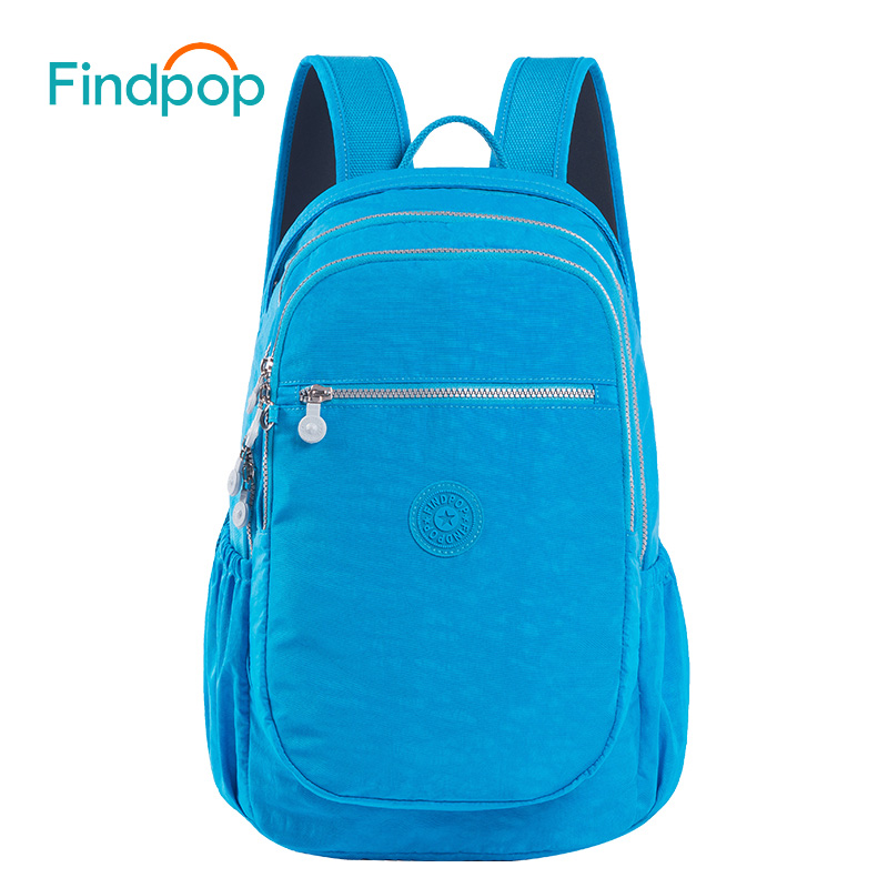 Findpop Large Capacity Laptop Backpack Women Canvas Bags Travel Backpack 2017 Fashion Waterproof School Backpacks For Teenagers 13 laptop backpack bag school travel national style waterproof canvas computer backpacks bags unique 13 15 women retro bags