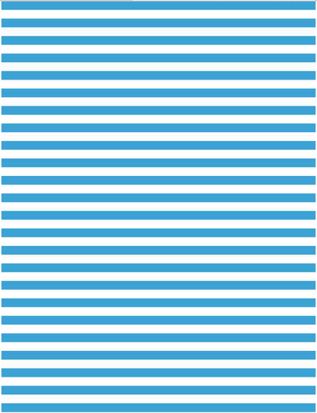 Background Pastel Biru 8x8ft Navy Blue White Stripes Wall Custom Photography