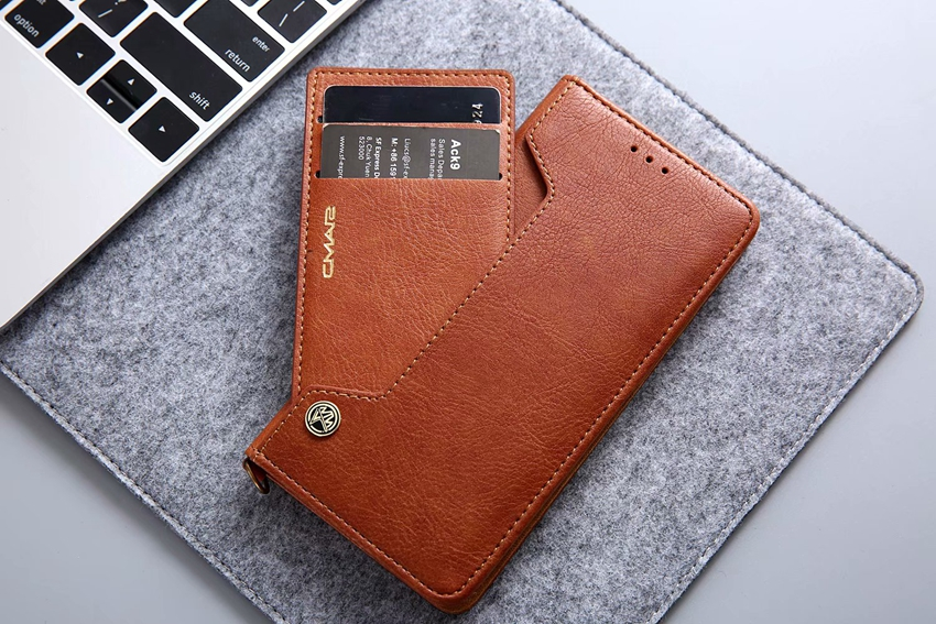 for huawei P20 lite leather case (9)