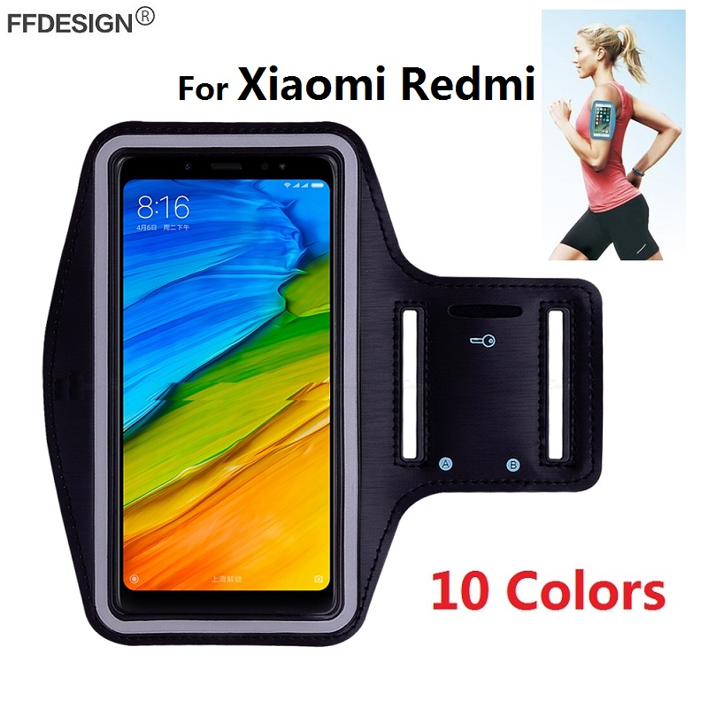 Running Sports Armband For Xiaomi Redmi 4a 4x 5a 3 3s Prosamsung S5 S6 S7 Iphone 6 6s 7 8 Cover Pouch Nylon Phone Cases Bag Mobile Phone Accessories Armbands