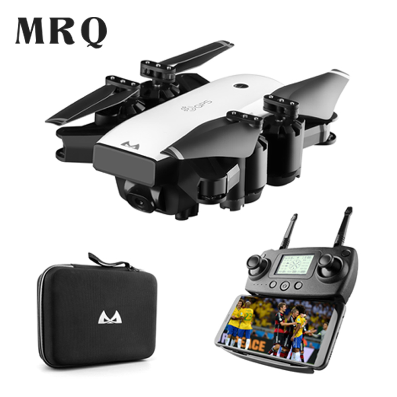 Follow me Helicopter Foldable drones Wide Angle HD 1080P wifi Camera drone with Double GPS FPV