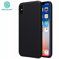 Meizu MX5 Case NILLKIN Super Frosted Shield Back Cover Case For Meizu MX5 With Free Screen