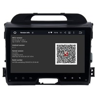 Car Head Unit GPS Navi For Kia Sportage R 11 16 Head Device Radio Broswer