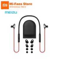 MEIZU EP52 Magnetic Neckband Stereo Bluetooth Headset IPX5 Waterproof Biological Fiber Diaphragm Great Comfortability Stability