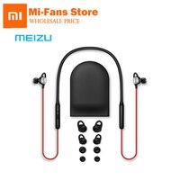 MEIZU EP52 Magnetic Neckband Stereo Bluetooth Headset IPX5 Waterproof Biological Fiber Diaphragm Great Comfortability Stability