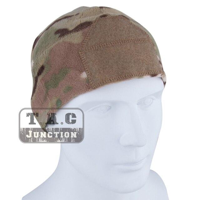 Emerson Tactical Watch Cap Polar Fleece Hunting Outdoor Range Hat  Emersongear Warm Lightweight Headwear 90cf4a4f996